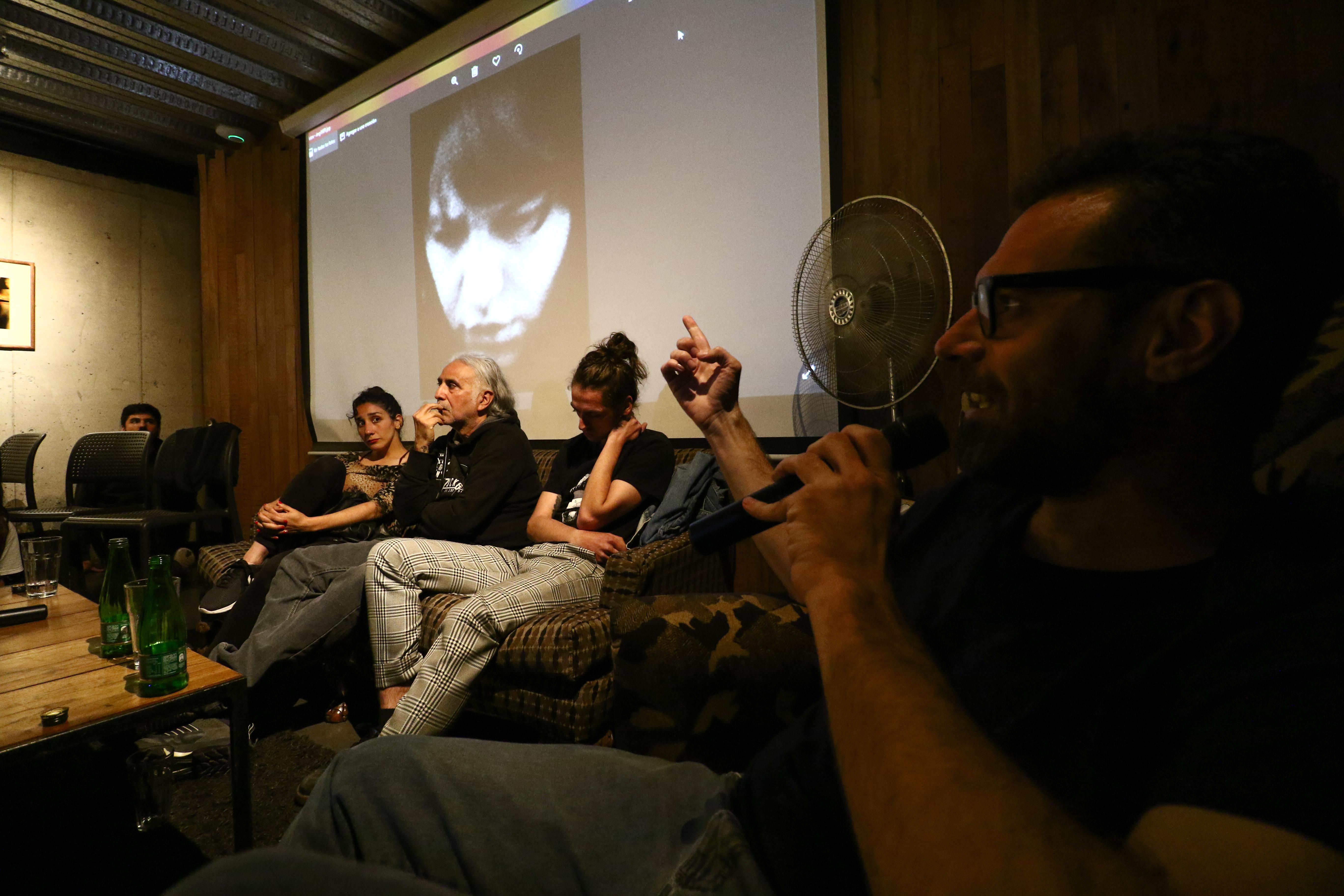 Primera sesion dialogos fotograficos © Eduardo Vargas /Fifv.