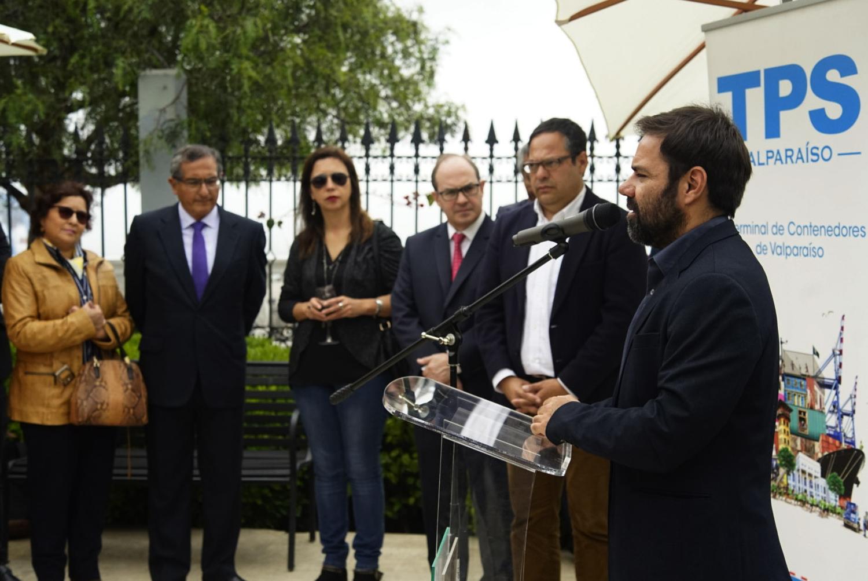 Público asistente a la Inauguración de la Exposición de Martín Chambi en Museo Baburizza ©Victor Ruiz/ Fifv