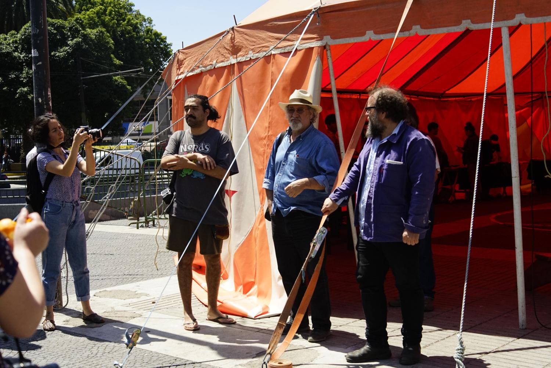 Inauguración de exposición de fotolibros de la Biblioteca FIFV. ©V'ctor Ruiz Caballero
